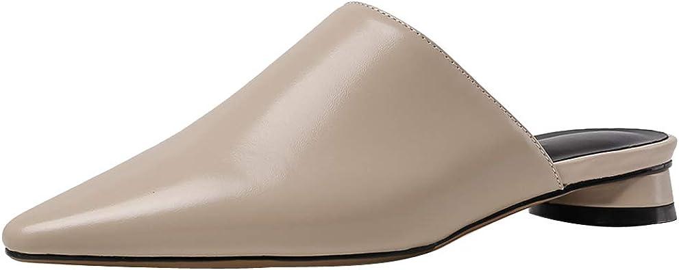 bashafanni Mules Slipper for Women