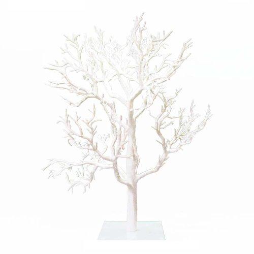 Kurt Adler Twig Tree, 32-Inch, White (Unique Christmas Tree)