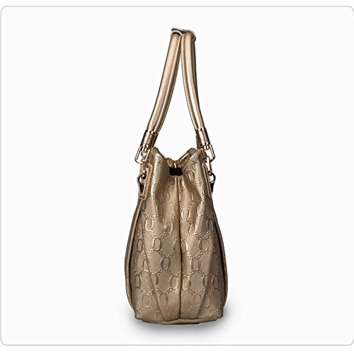 européenne américaine sac mode PU de Jujube mode bandoulière féminin Sac à sac à Messenger main sac féminin sac et Oq588Zzw