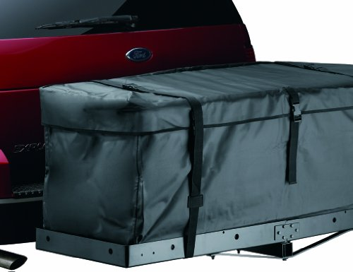 025067030852 - Lund 601006 Waterproof Hitch Cargo Carrier Heavy Duty Storage Bag carousel main 1