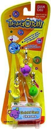 Gotchi Gear (Gotchi Gear: Charms - Violetchi & Charms)