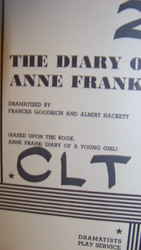 Pdf a frank girl of anne diary