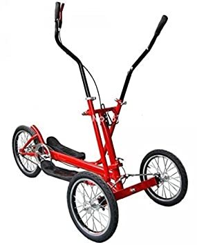 Bicicleta eliptica ruedas