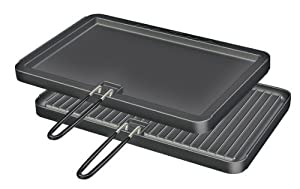 "Magma 2 Sided Non-Stick Griddle 8"" X 17"""