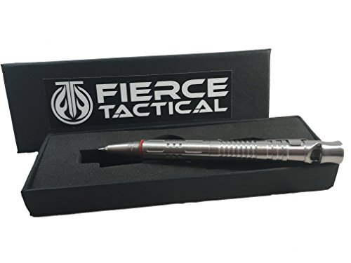 Fierce Tactical Pen – Durable and Strong Personal Defense Device – Model XA – DiZiSports Store