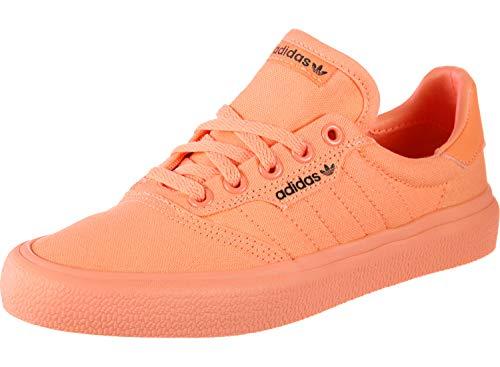 Adidas Black Skateboarding 3mc chalk De Coral Adulto Zapatillas Chalk S18 S18 S18 chalk core Rojo Unisex rxrqtPd7