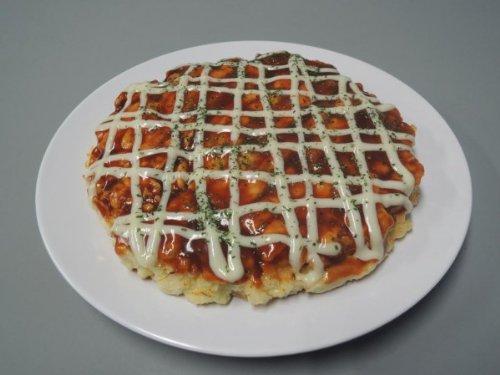 日本職人が作る 食品サンプル お好み焼き IP-156 B00HA3R7LA