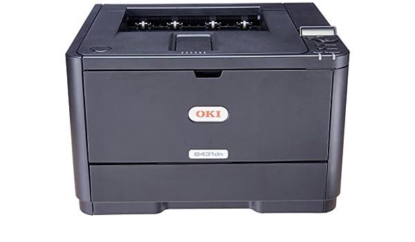 OKI B431dn - Impresora láser Monocromo: Amazon.es: Informática