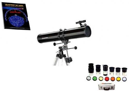 Celestron explorer 21045 kit celestron powerseeker 114eq telescope