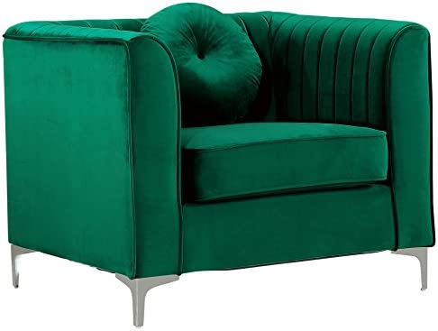 Deal of the week: Meridian Furniture Isabelle Collection Modern | Contemporary Channel Tufted