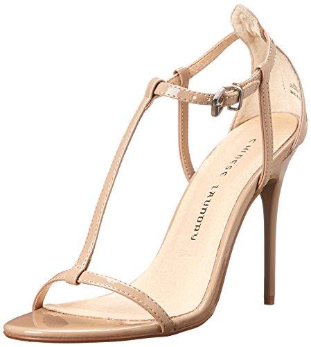 Sandaali Mekko Leo Chinese Naisten Patenttia Laundry Nude nOAHRxqw