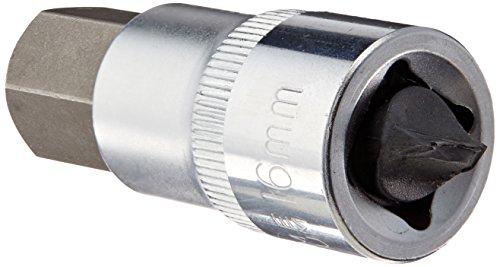 MINTCRAFT 3506012013 1/2-Inch Drive Socket Hex Bit, 16mm