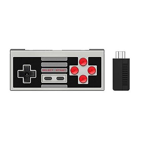 8Bitdo SNES - Adapter - Bluetooth SNES Retro Receiver - Super NES