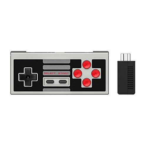 8Bitdo SNES - Adapter - Bluetooth SNES Retro Receiver - Super - Retro Super