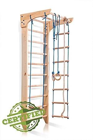 Amazon.com: sportbaby pared barras para niños, sueco ...