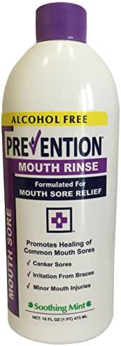Prevention Mouth Sore Rinse