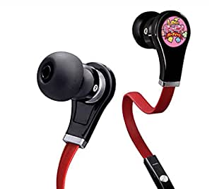 ComicFans® Shugo Chara Anime In-Ear Headphones with Microphone