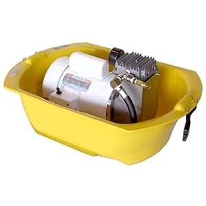 Brownie 39 s third lung e150x commercial hookah - Hookah dive compressor ...