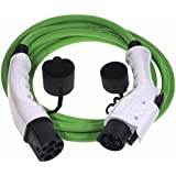 Premium EV Fast Charging Cable Type 1 to Type 2 16Amp 5 Year Warranty (3.5 Meters)