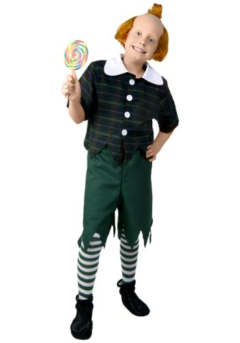 Costume Teeth Jagged (Big Boys' Munchkin Costume)