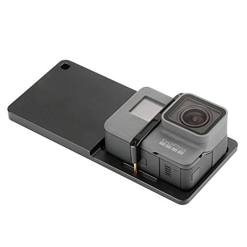 YILIWIT Mount Plate Adapter Compatible with GoPro Hero 7 6 5