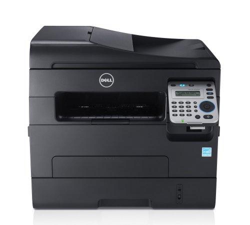Dell B1265dfw netzwerkfähiger s/w Multifunktions-Laserdrucker mit WLAN und Duplexfunktion (Scanner, Kopierer, Drucker & Fax)