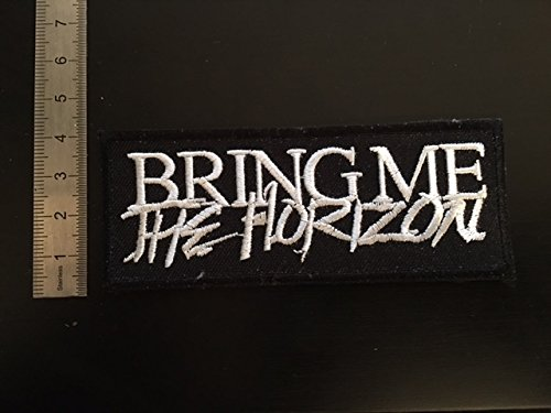 ECUSSON PATCHES AUFNAHER TOPPA BRING ME THE HORIZON THERMOCOLLANT