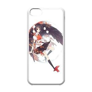 iphone5c phone case White aya shameimaru touhou project THJ6951760