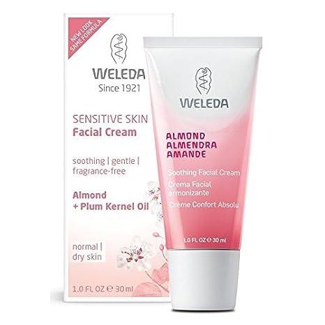 weleda almond soothing facial cream