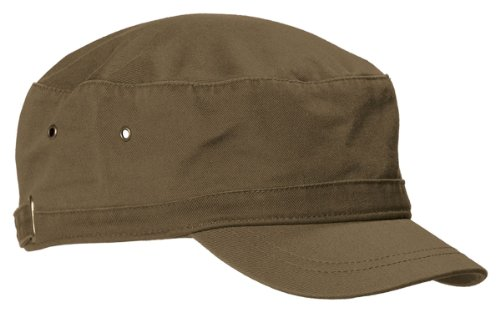 Big Accessories Bagedge (Big Accessories / BAGedge Short Bill Cadet Cap, olive, One Size)