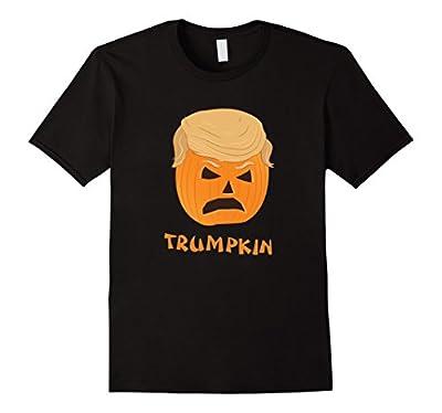 Trumpkin (Funny Donald Trump Halloween Shirt)