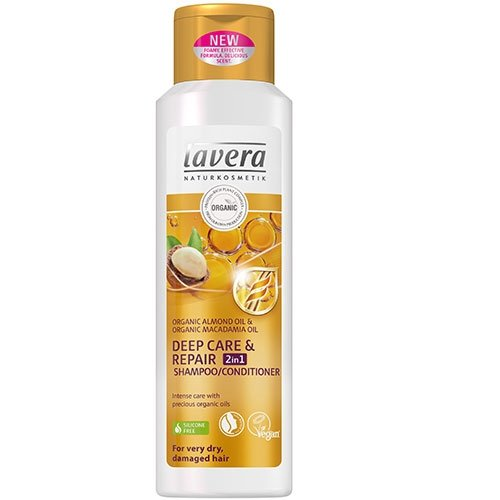 250ml Hair Shampoo for Dry and Damaged - 5