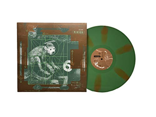 Doolittle (Limited Edition Bronze & Green Pinwheel Colored Vinyl)