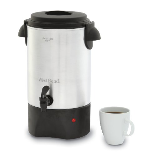 West Bend Commercial Coffee Maker (West Bend 30-Cup Coffeemaker)