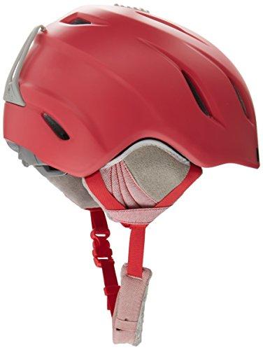 Giro Women's Lure Snow Helmet, Coral Mate, Pequeño