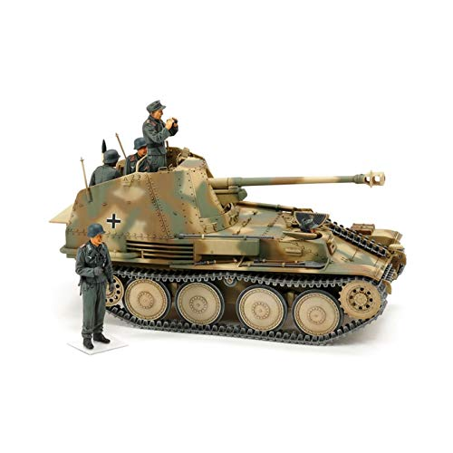 Tamiya America, Inc 1/35 German Tank, Marder III M Normandy Front, TAM35364