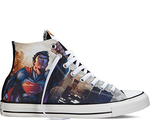 7e08a6f4d426e Converse DC Comics Superman Sneakers Chuck Taylor All Star (5) (5 D(