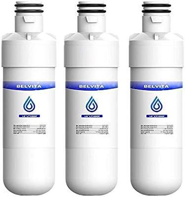 BELVITA LT1000P repuesto de filtro de agua para refrigerador ...