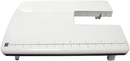 Toyota ET-R - Mesa de extensión para máquinas de Coser de la Serie RS, Color Blanco: Amazon.es: Hogar
