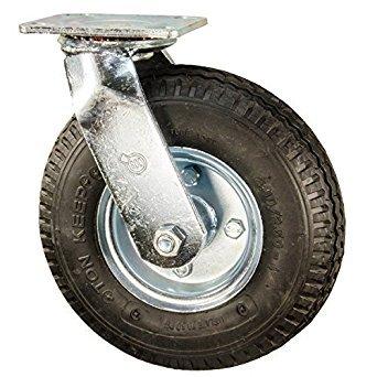 8 Inch Pneumatic Tire Swivel Caster - 8