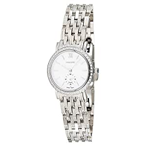 Starking Women's White Dial Stainless Steel Band Watch - BL0887SS11