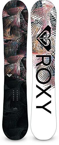 Roxy Ally Banana Snowboard Womens Sz 143cm (Roxy Ally Btx Snowboard)