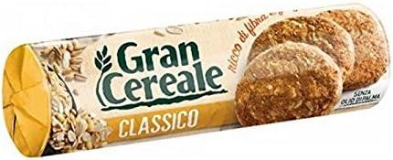 Mulino Bianco - Galletas clásicas Gran Cereale 250 gr (alrededor de 23 galletas): Amazon.es: Alimentación y bebidas
