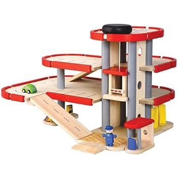 Amazon.com: KidKraft Deluxe Garage Set: Kid Kraft: Toys ...