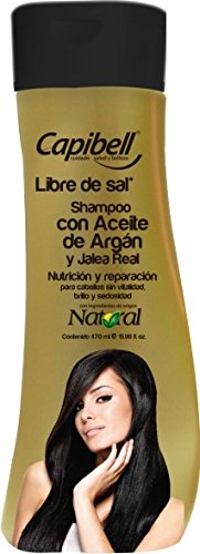 Amazon.com : Shampoo Con Aceite De Argan Y Jalea Real / 470grs / 15.6oz : Beauty