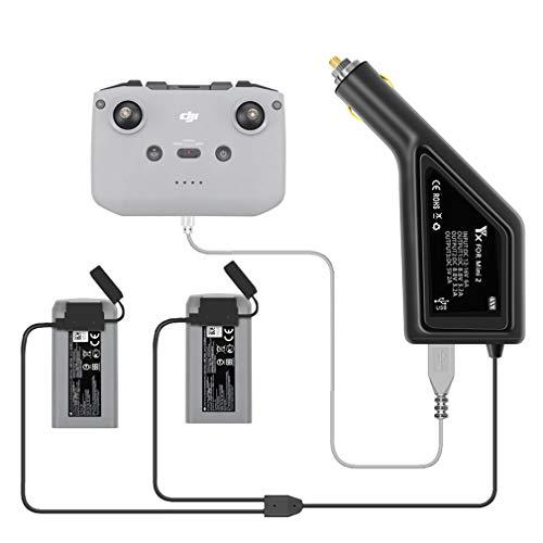 Cargador De Bateria Para Auto Dji Mavic Mini 2 / Mini Se