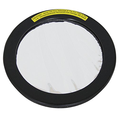 Astromania solar filter, 90mm - let you also do astronomy during the day