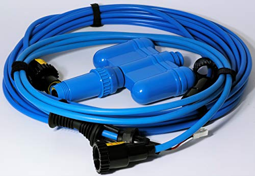 EZ Care NC1012 Swivel Included Replacement Floating Cord for Smartkleen or Other Smartpool Robots. Quality and Affordable Pool Robot Accessory ()