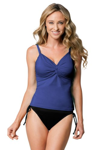 Miraclesuit DD Cup Solid Roswell Navy 14DD