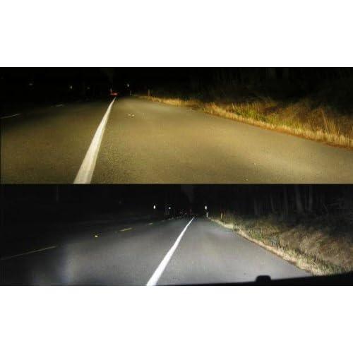 Suzuki GSXR 600 750 04-05 H4 H7 Xenon HID Hyper Blu//White Headlight Lights Bulbs
